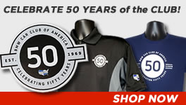 Celebrate 50 Years of the Club!