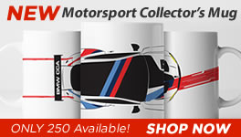 New Motorsport Collector's Mug!