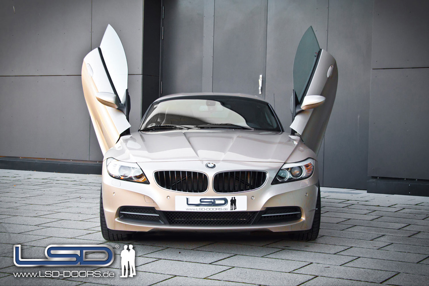 Ooo Ooo Lambo Doors For Your E89 Z4 Bmw Car Club Of