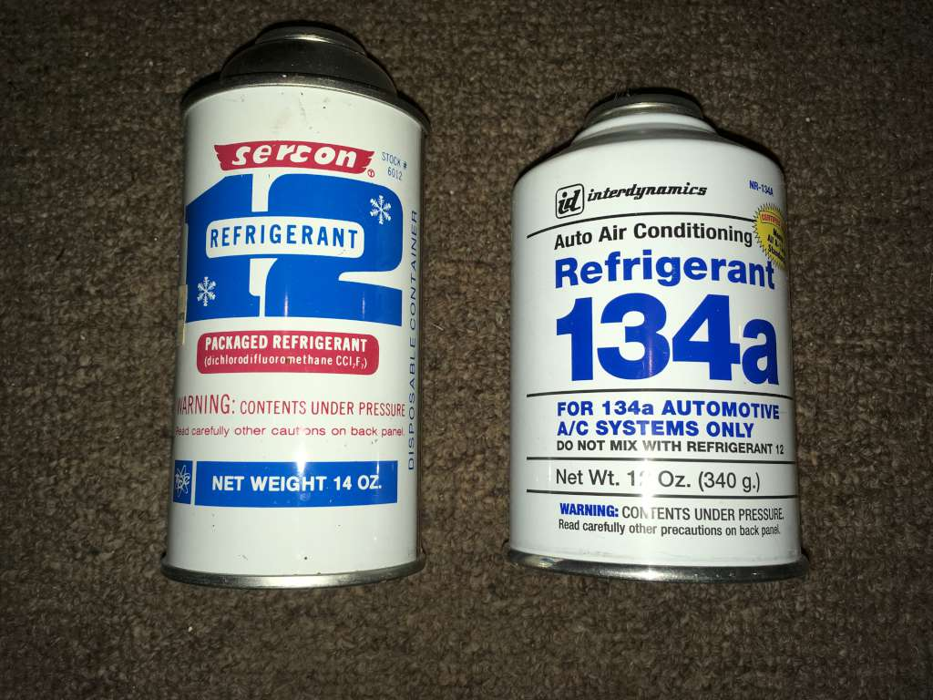 Conditioning The Shark, Part VI: The Choice Of Refrigerant