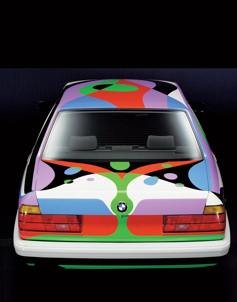 Bmw Partners With 2015 Art Basel Miami Beach Bmw Car Club Of America