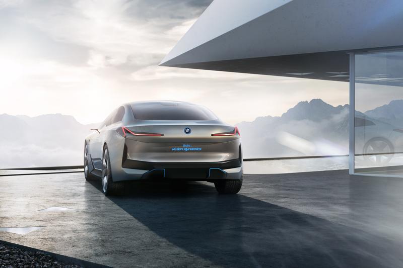 Bmw I Vision Dynamics Performance Elegance And Electric Bmw Car Club Of America