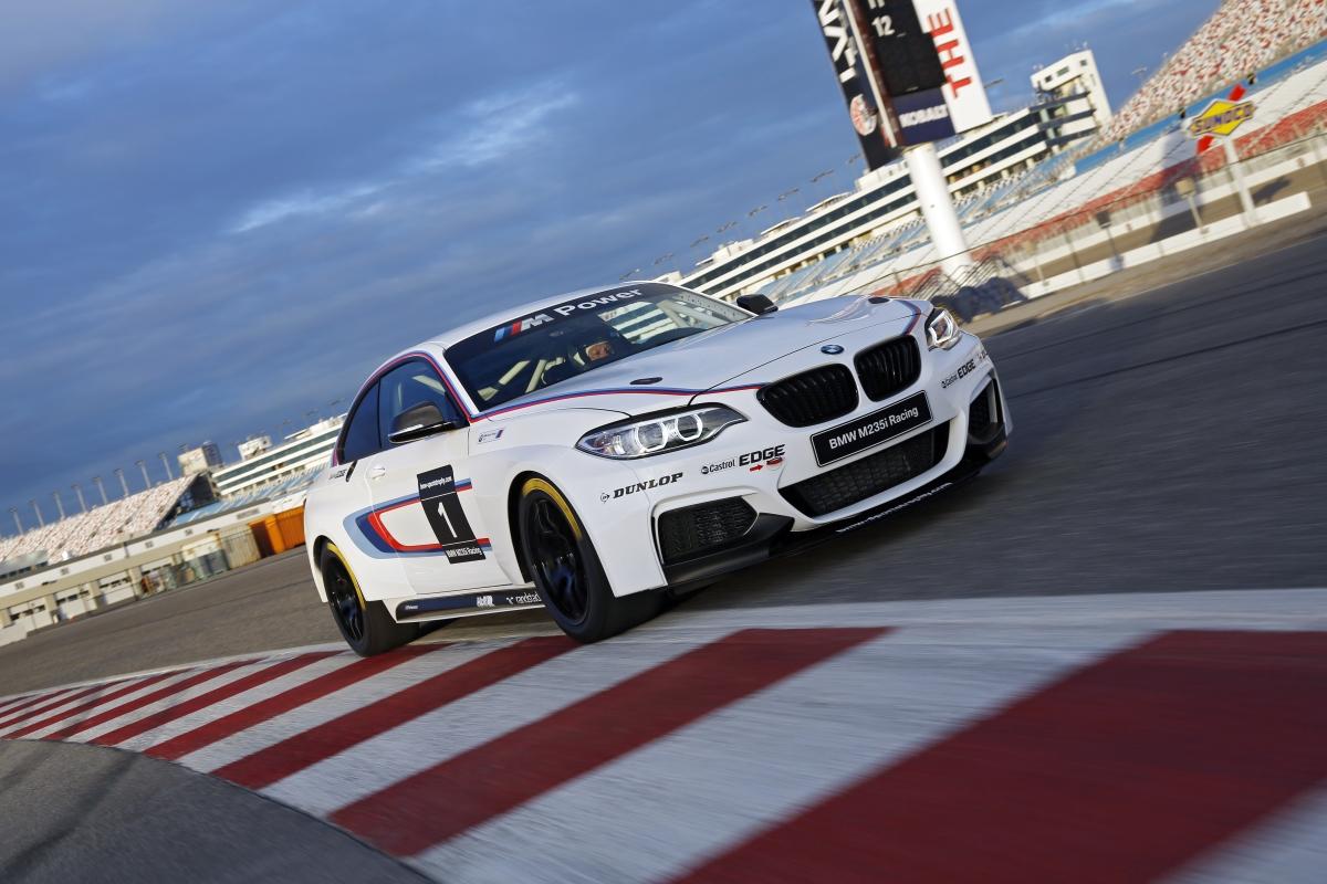 BMW Convertible bmw m235i race car M235i Racing Car: BMW NA Looking For Buyers!   BMW Car Club of America