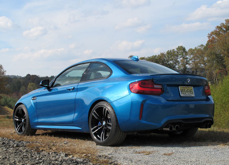 Video Motor Authority Names M2 Best Car To Buy In 2017 Bmw Car
