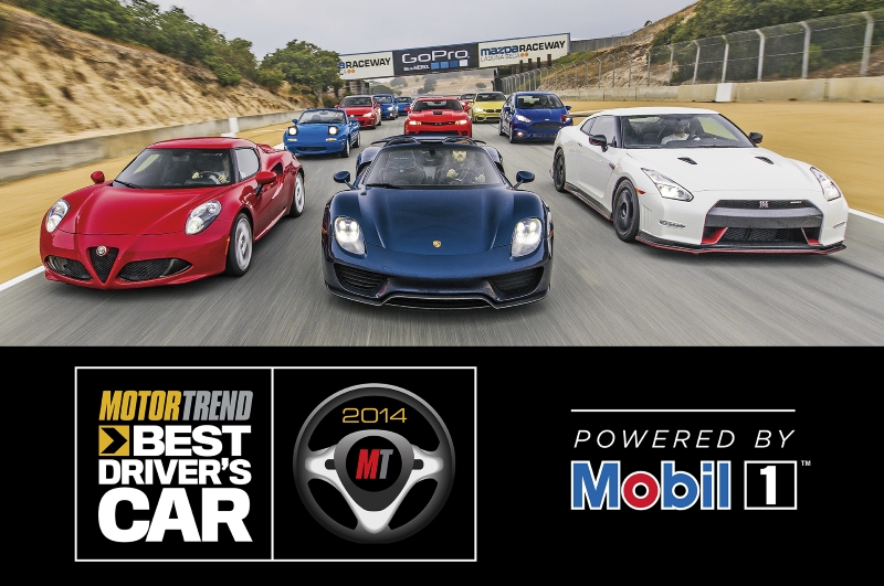 Motor Trend Best Drivers Car Competition BMW Car Club Of America - Motor trend car show greenville sc