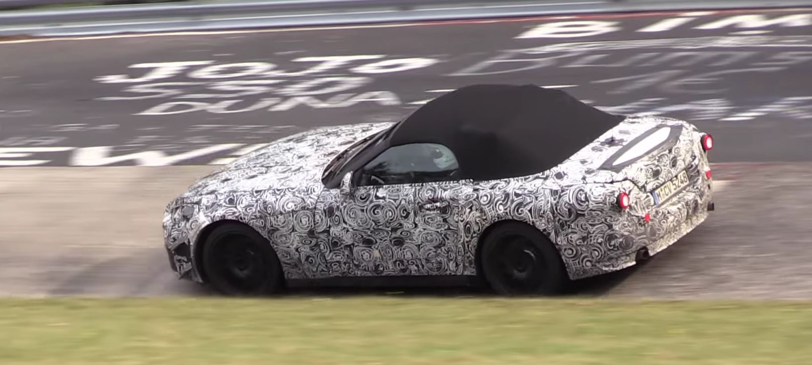 Video: Next-Generation Z Roadster Hits The 'Ring. | BMW Car Club of ...