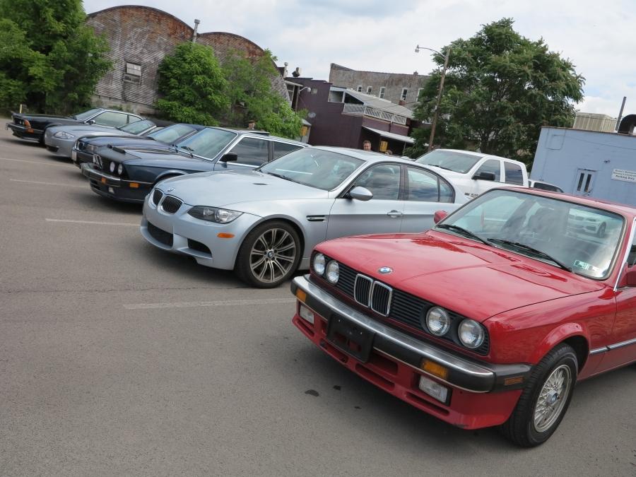 Another Wonderful Pittsburgh Vintage Grand Prix Weekend | BMW Car ...