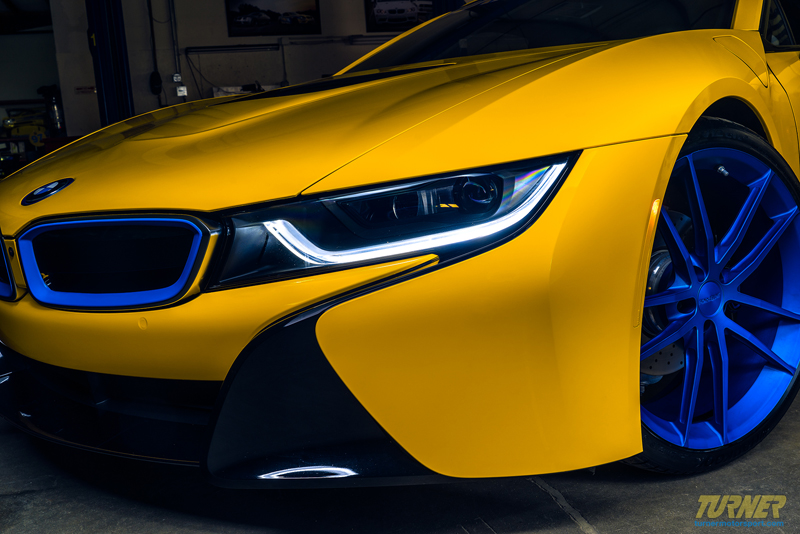 Turner Motorsport Bmw I8 Up For Sale Bmw Car Club Of America