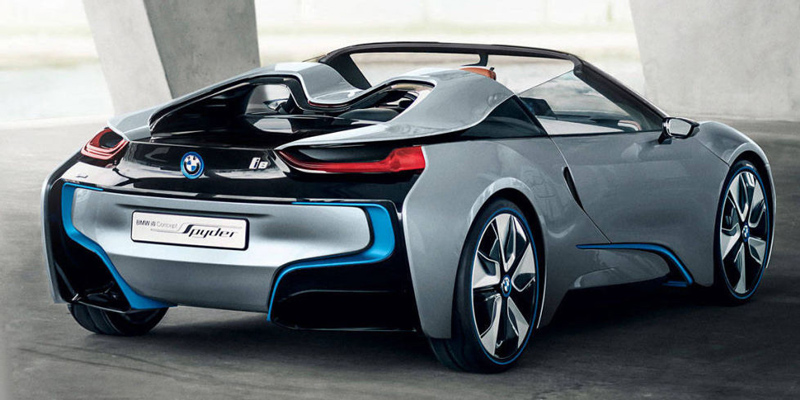 Spy Photos Prove Bmw I8 Roadster Is Real Bmw Car Club Of America