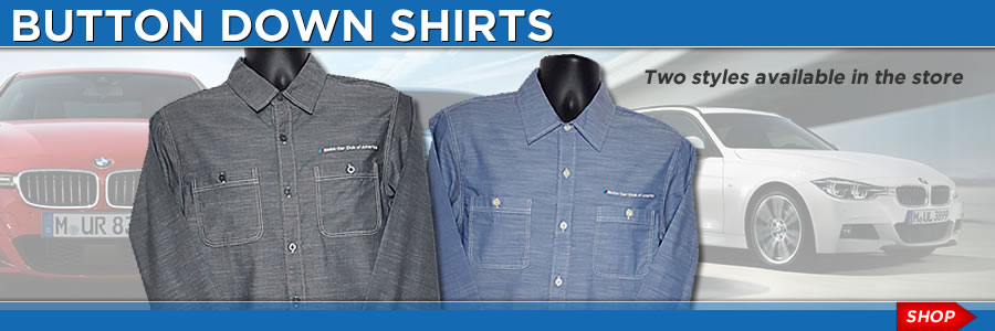 Merchadise Spotlight | Button Down Shirts