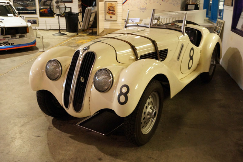 In Addition To Lance White Early Bmw Cca Members And Club Racing Founders Scott Fran Hughes Loaned A Number Of Cars