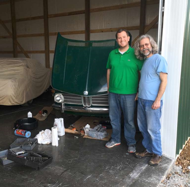 Bringing Louie Home (Part II: Burning The Ships) | BMW Car Club of America