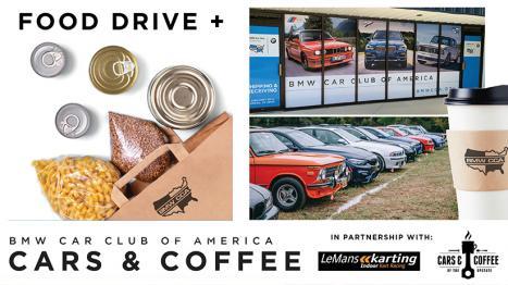 BMW CCA Cars & Coffee