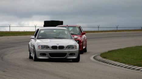 BMWs at NHMS
