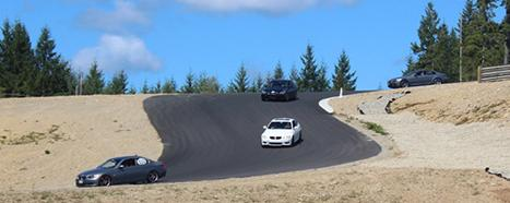 BMW Club HPDE Track Day at The Ridge Motorsports Park,