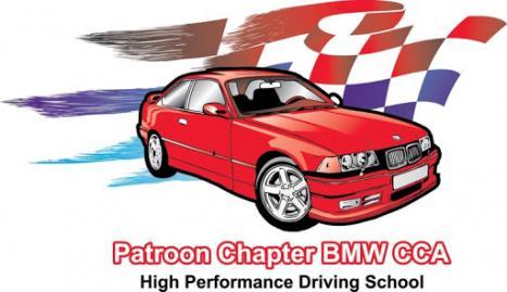 Patroon BMW CCA HPDE