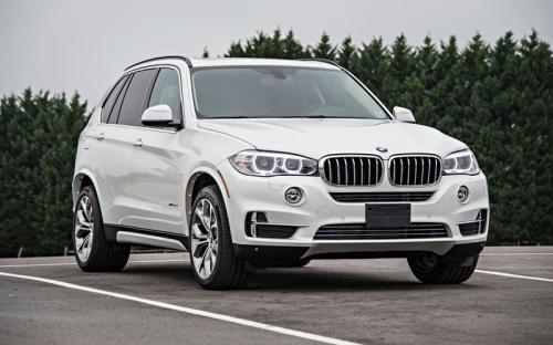 2016 Bmw X5 35d Epa Clearance Means 2017 Versions Are Closer To Production