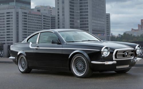 Retro Russian Car Built On E92 M3 Sacrilege Or Great Idea