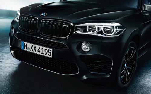 BMW X M And BMW X M Black Fire Editions BMW Car Club Of America - Black bmw x6