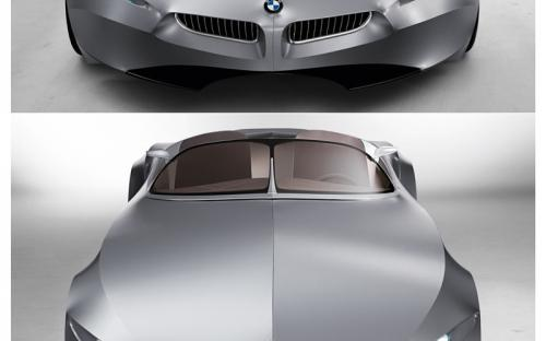"BMW GINA Light Visionary Model in the ""Dream Cars"" Exhibition at ..."