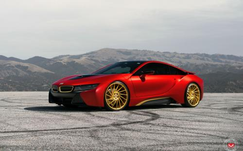 Pop Singer S Bmw I8 Pays Tribute To Iron Man Bmw Car Club Of America