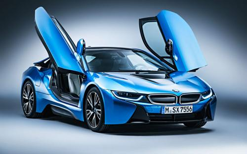 BMW I8 Is World Green Car Of The Year.