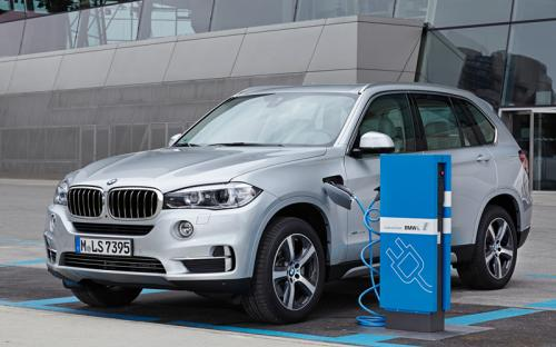 2016 BMW X5 XDrive40e Photos And Price
