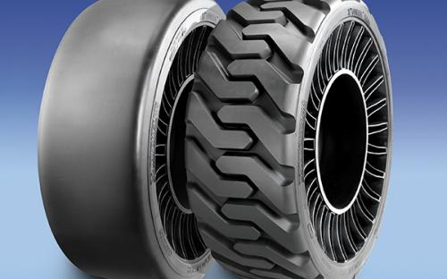 No Air Tires Michelin Tweel Plant Opens This Week