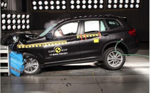New Bmw X3 Aces Euro Crash Tests Bmw Car Club Of America