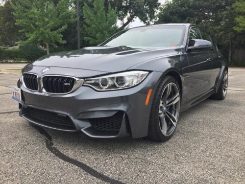 Mineral Gray Dct 7 Speed 1 Owner Bmw Car Club Of America