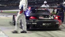 BMW CCA Corral at the 53rd Rolex 24 at Daytona