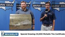 COYD Special Drawing #2: $1,000 Michelin Tire Certificate