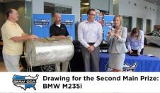 2015 BMW CCA Car Of Your Dreams Raffle Drawing