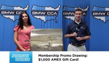 Membership Promo Drawing: $1,000 American Express Gift Card
