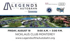 Legends of the Autobahn 2016 Presented By Michelin Television Commercial