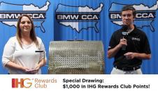Rocky Mountain Chapter Member Wins IHG Rewards Club Points