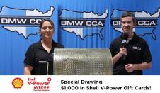 Raffle Update: Everglades Chapter Member Wins $1,000 In Shell Gift Cards!