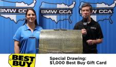 Raffle Update: Genesee Valley Chapter Member Wins $1,000 Best Buy Gift Card!