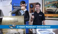 BMW CCA Cyber Monday Drawings