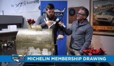 BMW CCA Michelin Membership Drawing