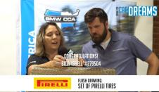 Pirelli 12-Hour Flash Drawing Winner Announced!