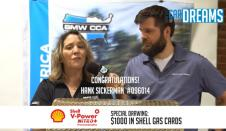 Shell Special Drawing Winner Announced!