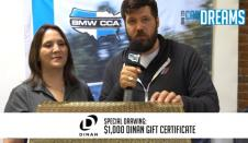 Video: Tarheel Chapter Member Wins Dinan Flash Drawing!