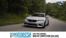 2018 BMW CCA Car of Your Dreams Raffle
