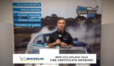 Black Friday/Cyber Monday Sale | Michelin Tire Certificate Drawing Winner Announced!