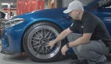 Final Episode: 1-of-1 BMW CCA Edition M5 Competition Build by Turn 14 Distribution