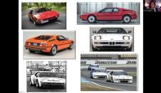 "Virtual Event: ""The Story Of The BMW M1"" With Jackie Jouret"