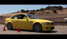 Crowne Plaza Hotels & Resorts Gymkhana Challenge at BMW CCA O'Fest 2013 Monterey
