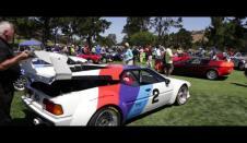 BMW CCA Oktoberfest 2013 Concours in Monterey, California