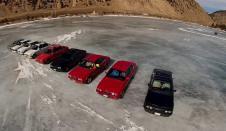 Rocky Mountain BMW CCA Ice Gymkhana